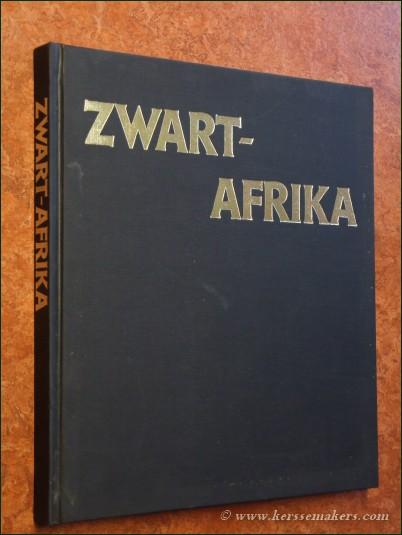 SALMON, P., D. CAHEN, A.C. DERO, A. GERARD, A. GODART, A.O. - Zwart-Afrika. Geschiedenis en cultuur.