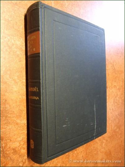 GOSLINGA, C.J. - Het tweede boek Samuël. Verklaard.