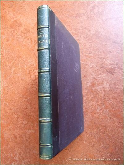GRÉGORE, HENRI. - Les persécutions dans l'empire romain. Avec la collaboration de P. Orgels, J. Moreau et A. Maricq. Deuxième édition revue et augmentée.
