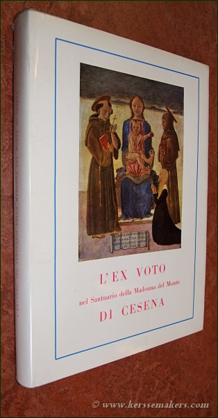 NOVELLI, L. / M. MASSACCESI. - Ex voto del santuario della Madonna del monte di Cesena. Presentazione del Prof. Mario Salmi.