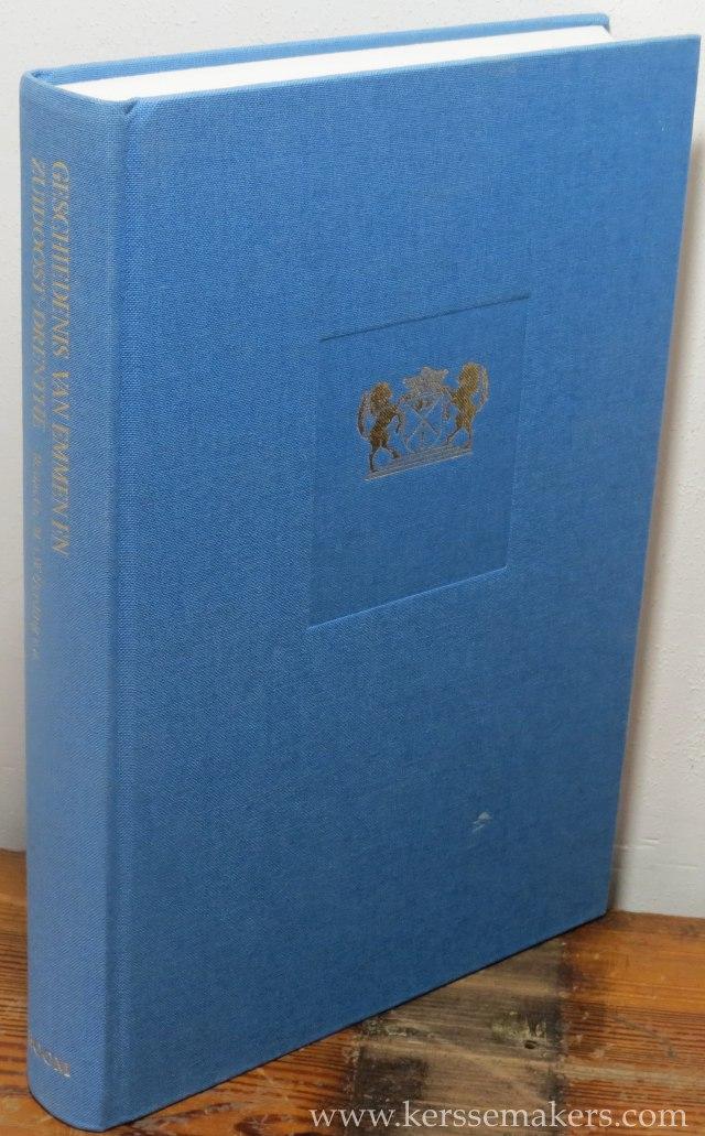 GERDING, M. A. W. / A.O. / GEMEENTEBESTUUR, EMMEN. - Geschiedenis van Emmen en Zuidoost-Drenthe. Tweede druk.