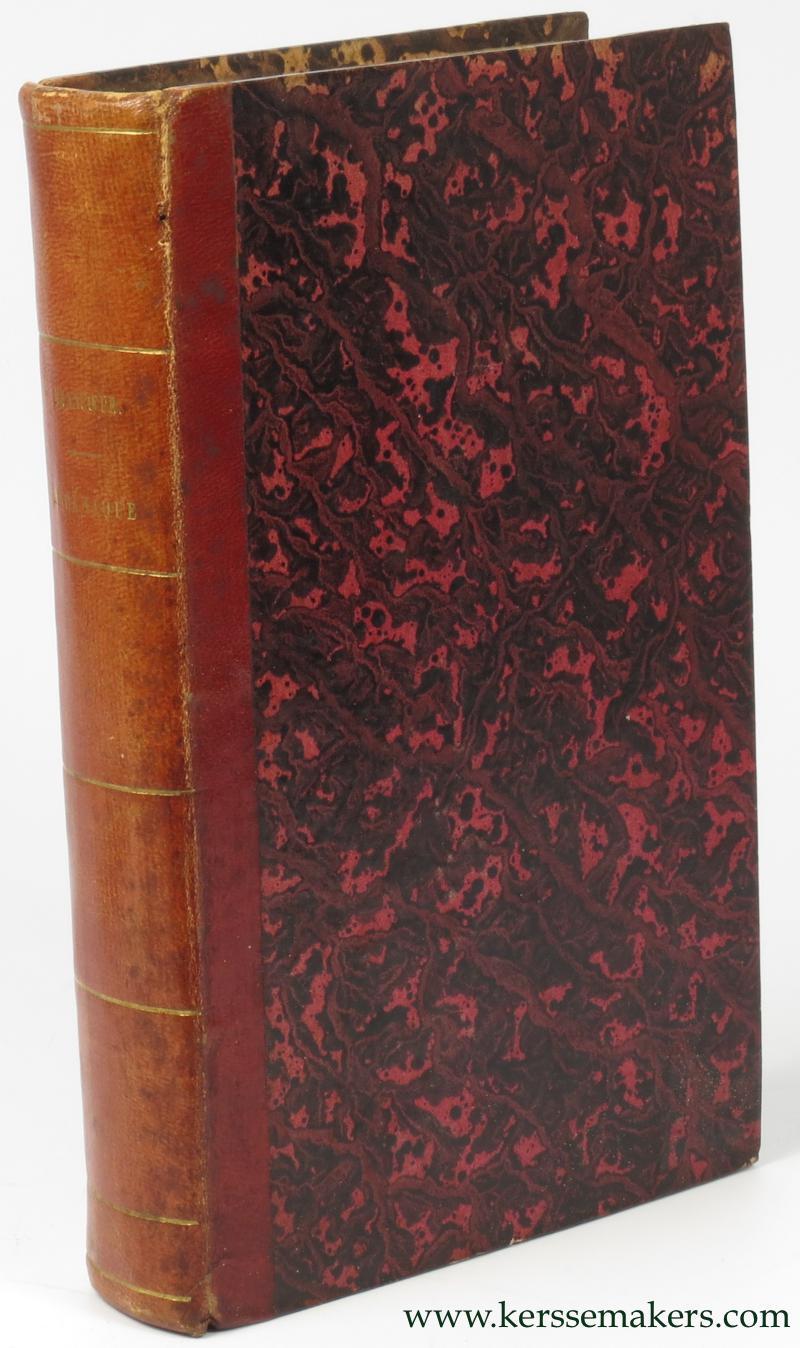 FRANCOEUR, L.-B. - Traité de mécanique élémentaire. Cinquième édition.