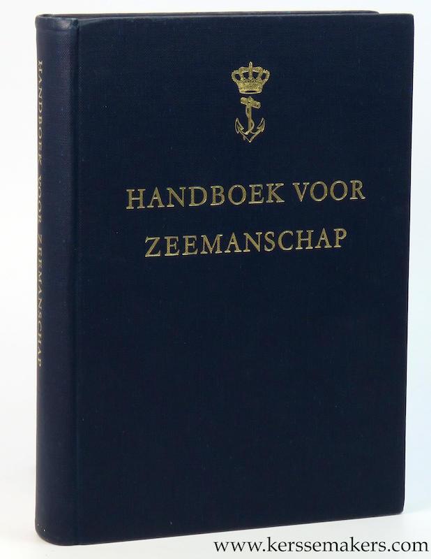 GALLANDAT HUET, G. - Handboek voor zeemanschap.