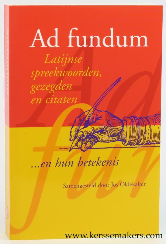 Bekende Latijnse Citaten : Boekwinkeltjes ad fundum latijnse spreekwoorden